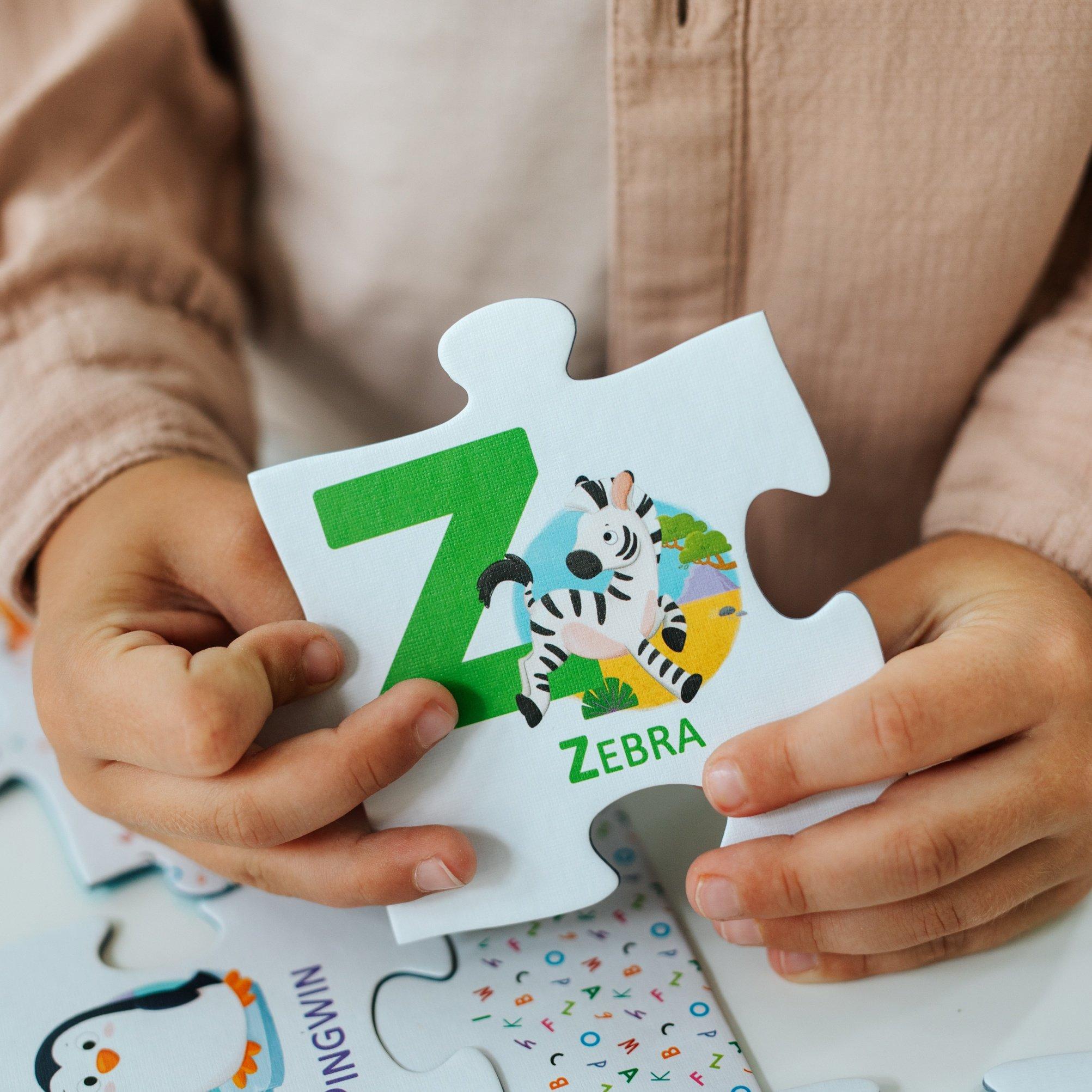 Jakie wybrać pierwsze puzzle dla Twojego dziecka?