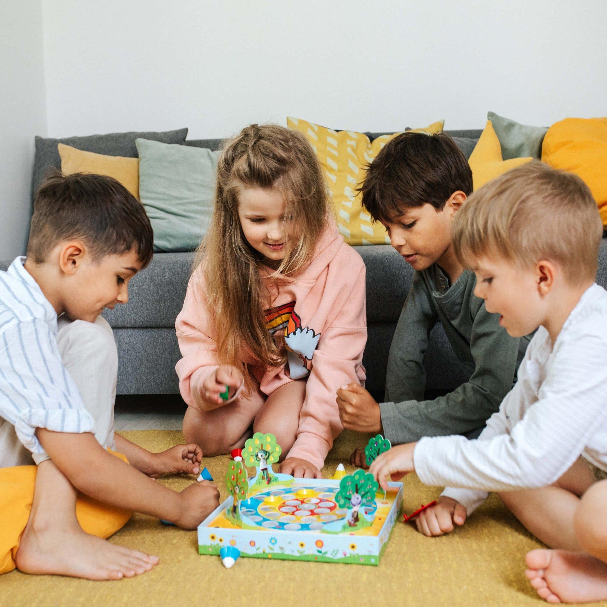 5 najlepszych gier zręcznościowych dla dzieci - ćwicz zręczność swoich dzieci z tymi grami