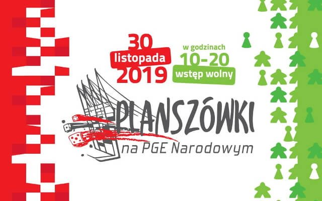 Trefl na festiwalu Planszówki na PGE Narodowym